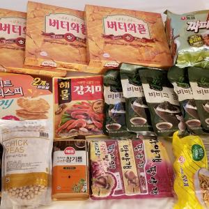 韓国釜山で買った食べ物飲み物あれこれ@38回目の釜山旅