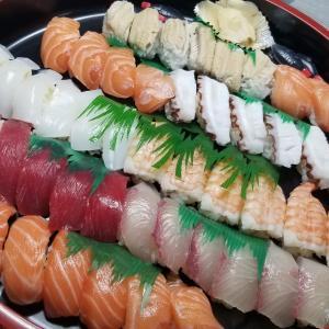 いつもの寿司屋さんで鉢盛あれこれ@樽鮨