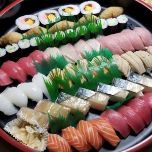 3割値上がりも納得のいつもの寿司屋さん@樽鮨