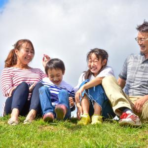 【家族写真♡】息子の7歳の記念に家族写真を撮ってもらいました♪ in 牛窓オリーブ園