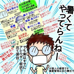 降灰対策その後と、噴火は北海道も人ごとじゃない