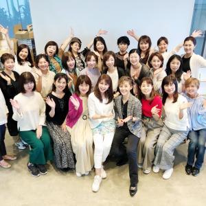 """原宿イベント""""女性の健康と美と笑顔と愉しがテーマ""""ご参加ありがとうございました。"""