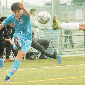 九州クラブユース準々決勝@佐賀市健康運動センター