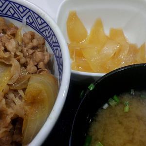 ねぎだく牛丼/東中野