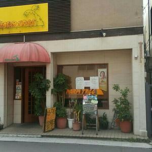 300円カレー/東中野