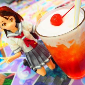 Vol.1875~桜内梨子(ラブライブ!サンシャイン!!)@SUN!SUN!サンシャインCafe