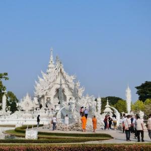 気ままに北タイ旅行記*4 チェンライ観光②