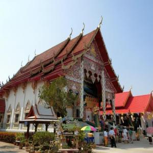 気ままに北タイ旅行記*21 ナーン観光⑨