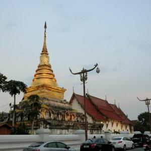 気ままに北タイ旅行記*22 ナーン観光⑩