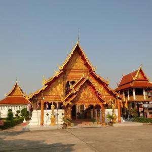 気ままに北タイ旅行記*29 プレー観光⑥→ランパーンへ
