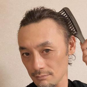 絡まった髪はジャンボコームでとかすべし!!