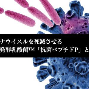 様々なメディアで紹介され、新型コロナ を1分以内で不活性化される還元酵乳酸菌エキス配合のサプリ