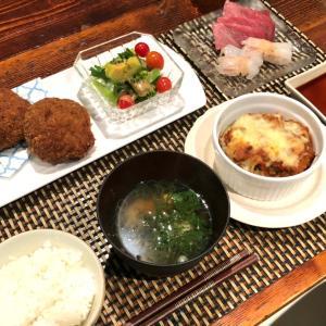最近のお夕食