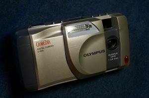 オリンパス キャメディア C-820L