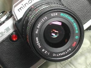 サムヤン(?) maginon28mmF2.8