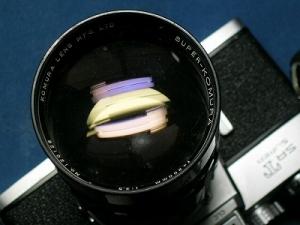 三協光機 スーパーコムラー200mmF3.5