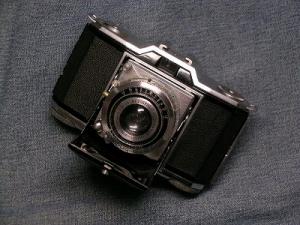 ツアイスイコン イコンタ35