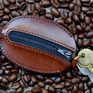 coffee beans key case