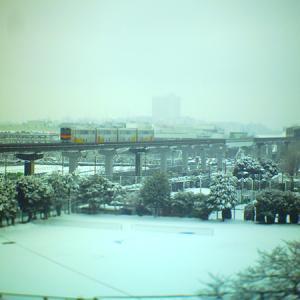 雪の日のカメラ日記