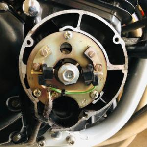 GSX1100S ガバナー メンテナンス