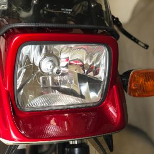 GSX1100S IPF 車検対応LEDヘッドランプ