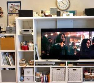 最新型テレビを購入!