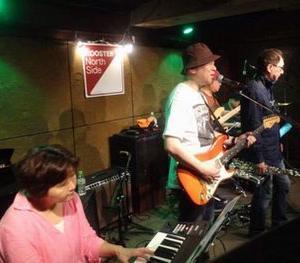 七夕は雨・・・で、ライブでした。