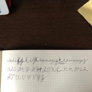書けなくなってました。