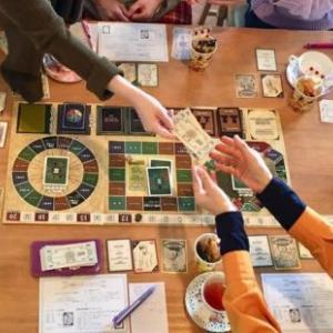 11/27(水)7つの習慣ボードゲーム公式ゲーム会@北品川:人生を幸福で彩り豊かにしていくあり方