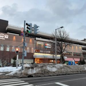 札幌でカフェタイム(32)「麻布茶房」のあんみつ