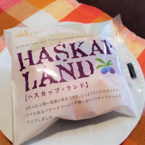 おやつタイム IN 北海道 : 三星の「ハスカップ・ランド」をいただく