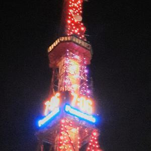 テレビ塔の3階で札幌の景色を眺めながら「ポークカツイタリアン」をいただく <札幌でランチ(98)>