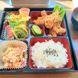 札幌でランチ(100) 「キッチンDon」のザンギ(日替わり弁当)