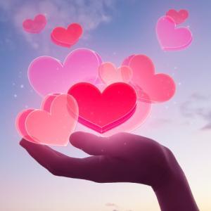 10/22 今日のhappyメッセージ「愛の言葉」