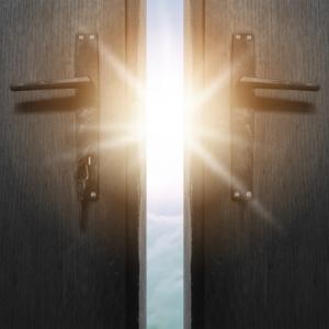 10/23 今日のhappyメッセージ「扉の先に進む」