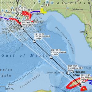 大型ハリケーン直撃で原油相場堅調