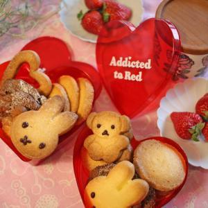 【バレンタイン】三年連続クッキーボックス