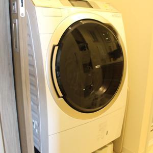 ドラム式洗濯乾燥機の不調と去年の電気使用量の変化