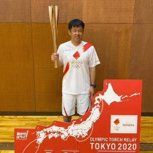東京オリンピック聖火ランナー