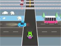 Traffic Run!/簡単カーアクションゲーム