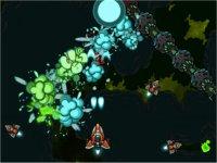 Shmupnage/宇宙の縦シューティングゲーム