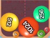 Crazy 2048 Balls/数字ボールを合体させて2048を目指すゲーム