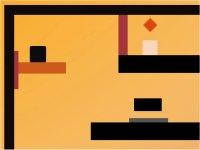 Aurie Plus/バー回転で進むアクションパズルゲーム