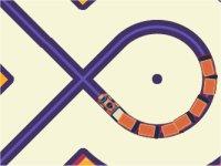 Train Snake/列車のアクションゲーム