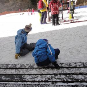 2020年スキーシーズン2~4回目
