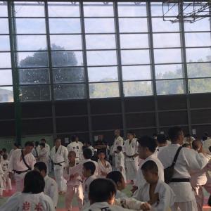 玉野スポーツセンター杯第2回鹿田柔道体重別錬成大会