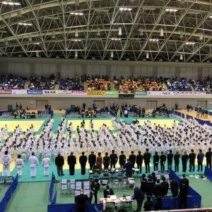 第10回スポーツひのまるキッズ中国四国小学生柔道大会