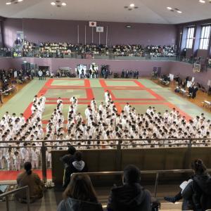 第21回江田島市スポーツ杯少年柔道大会