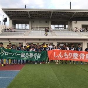 関東リーグ終了 トレーナー帯同