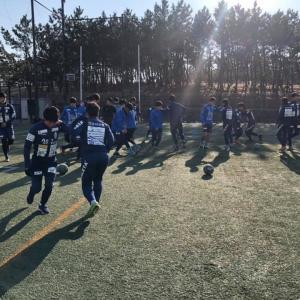 ブリオベッカ浦安全体練習始動!